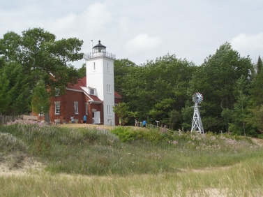 40 Mile Point Lighthouse, Presque Isle, MI